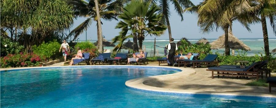 Oman e Zanzibar, la via delle spezie - Zanzibar Breezes Beach Club & Spa, Pool Area