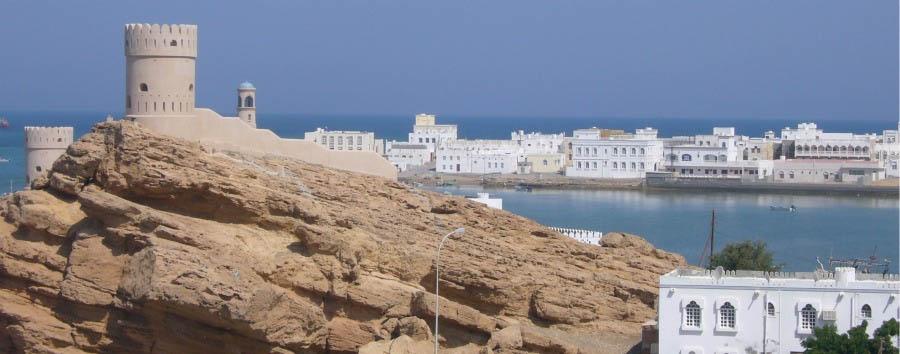 Le Dune di Khaluf - Oman View of Sur