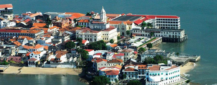 Panama City Stopover - Panama Panama City, View of Casco Antiguo