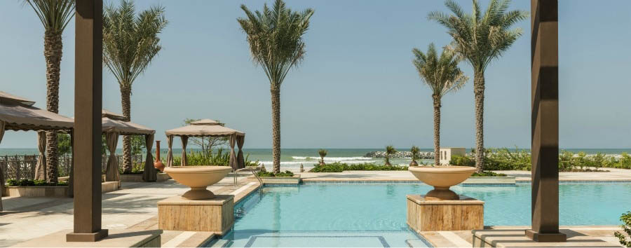Ajman - Saray, a Luxury Collection® Resort, Main and Bubble Pool