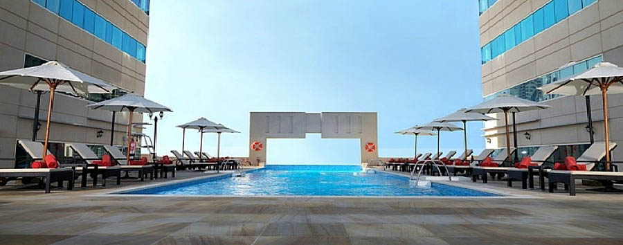 Media Rotana - Swimming Pool