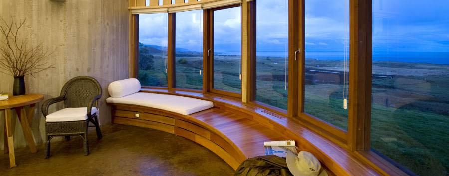 Posada de Mike Rapu - View from the lodge