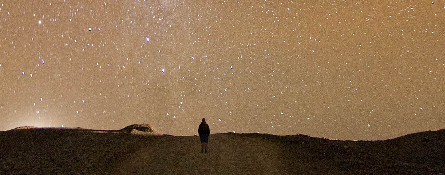 Chile - Atacama Desert: lonely with the stars