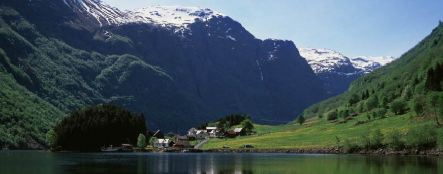 Norway - Nærøy Fjord © Frithjof Fure - Visitnorway.com