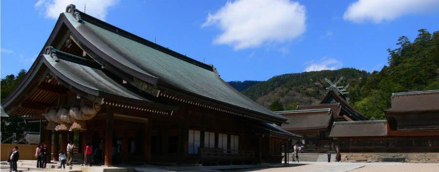 Matsue e il tempio Izuma Taisha - Japan Izumo Taisha Shrine