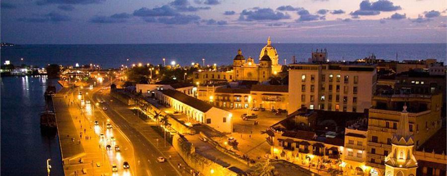 La rotta degli alisei - Colombia Cartagena de Indias © ProColombia