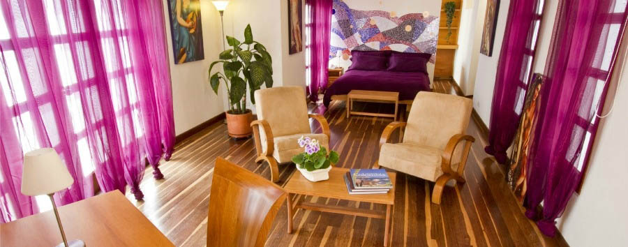 Hotel+Casa+Deco+-+Purple+Suite