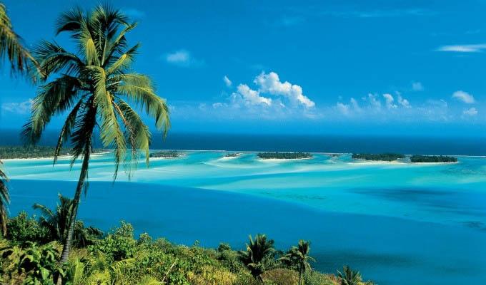 Bora Bora, Panorama - French Polynesia