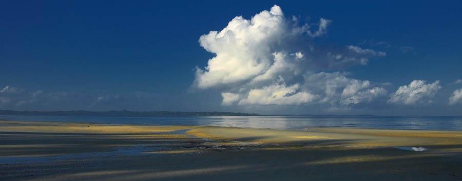 Pemba Island, Fundu Lagoon - Pemba Island Fundu Lagoon Beach Landscape