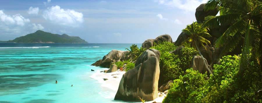 La Digue Island Lodge - La Digue Scenery