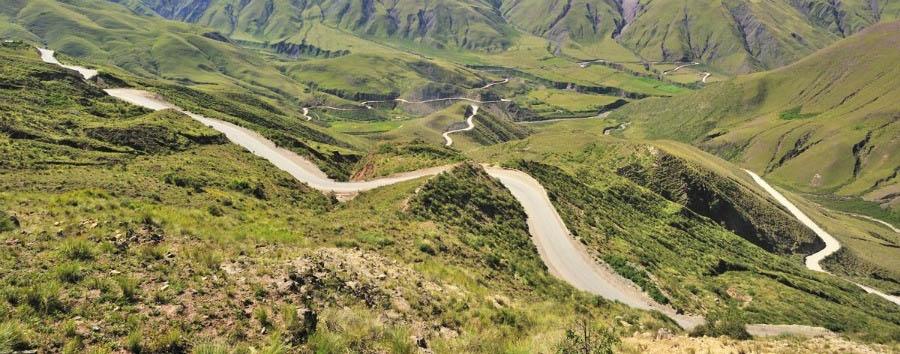 All'ombra delle Ande - Argentina Cuesta del Obispo