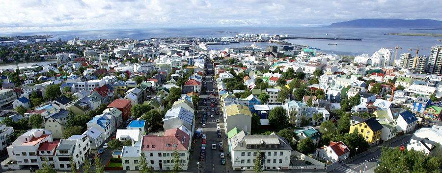 Reykjavik City Break - Iceland Reykjavik, Aerial View © Reykajvik Excursions Kynnisferdir