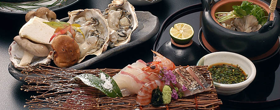 Iwaso Inn - Japanese cuisine