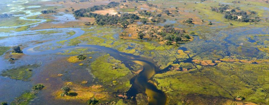 Grande Natura d'Africa - Botswana Okavango Delta