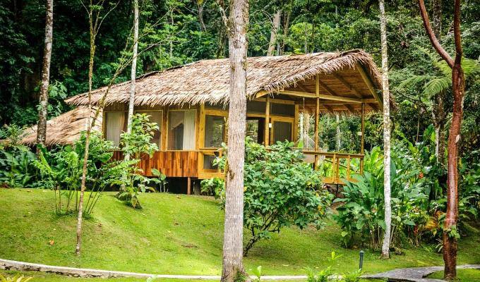 Pacuare Lodge, River Suite - Costa Rica
