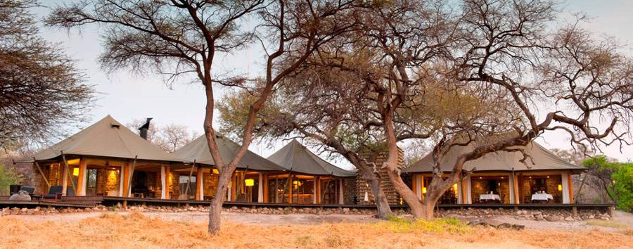 Onguma Tented Camp -