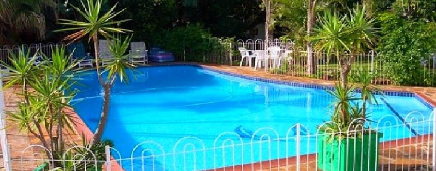 Umkomaas Guest House - Pool