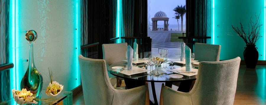 Emirates Palace - Sayad Restaurant