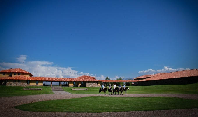 Entre Cielos, Resort View - Argentina