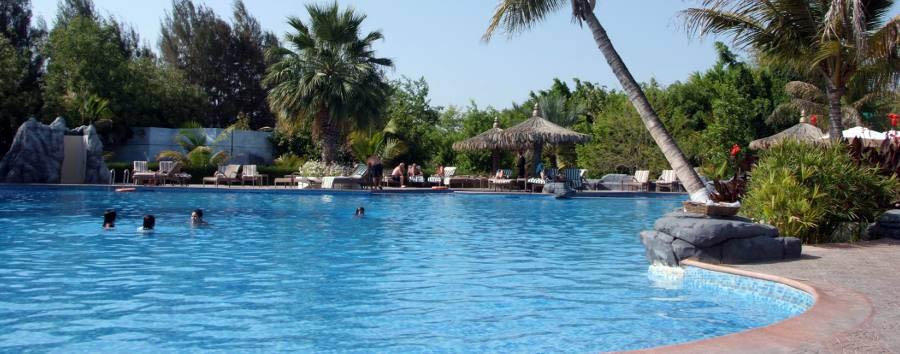 Al Nahda Resort & Spa - Pool area
