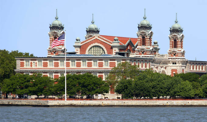 Ellis Island © Vlad G/Shutterstock - New York