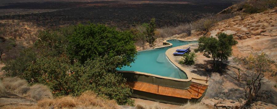 Saruni Samburu - Pool