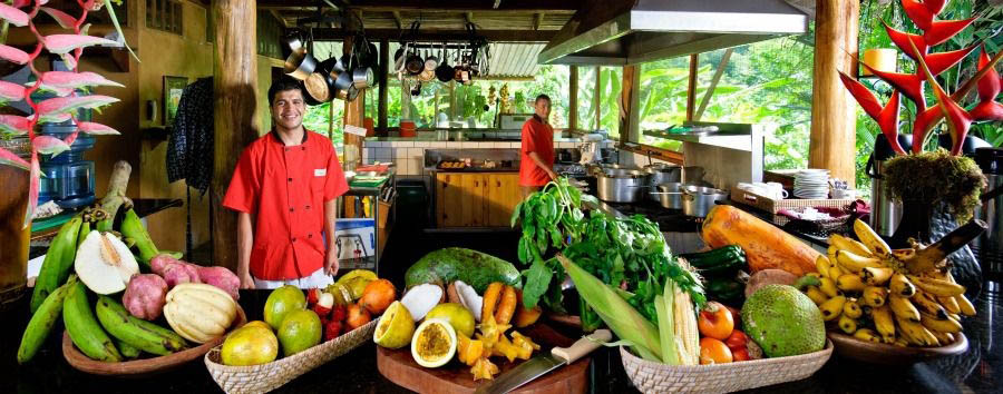 Pacuare+Lodge+-+Fresh+Products+in+The+Kitchen