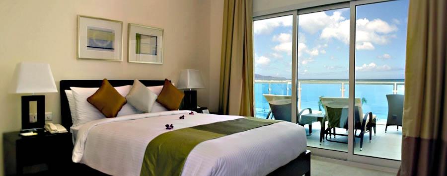 Fujairah, mare al Radisson Blu Resort  - Fujairah Radisson Blu Fujairah, Standard Room