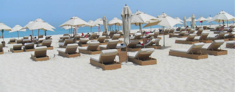 Exclusive Abu Dhabi - Abu Dhabi Park Hyatt Hotel & Villas Beach