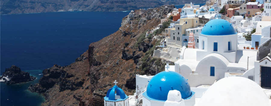 Crociera Boutique in Grecia - Greece Santorini View