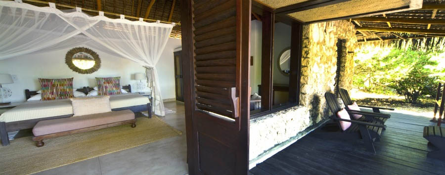 Quilalea, Star of Mozambique - Mozambique Quilalea Private Island, Kaskazi Villa Interior