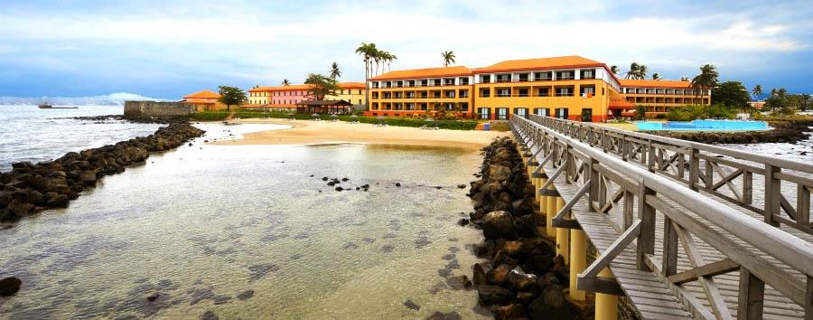 Pestana São Tomé - Hotel Exterior