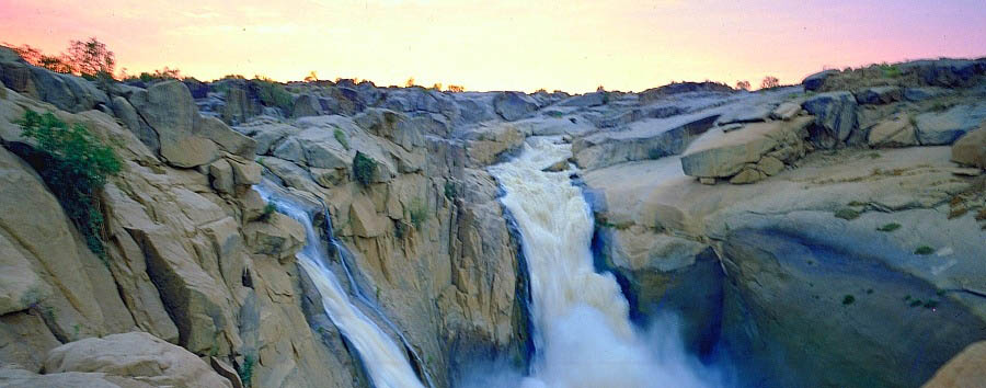 South Africa - Augrabies Falls in Augrabies National Park