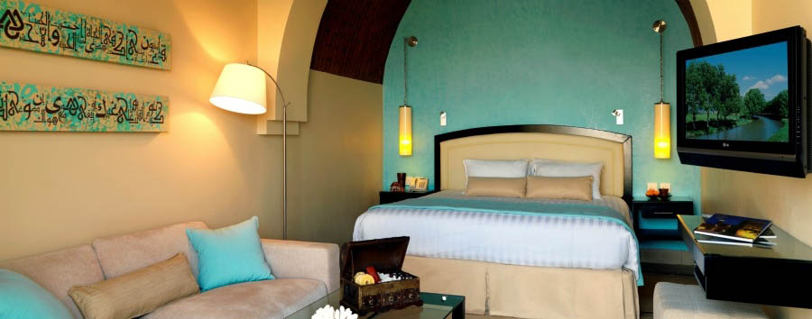 Ras Al Khaimah - The Cove Rotana Resort, Classic King Bedroom
