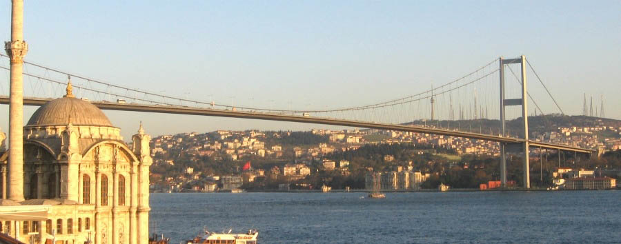 Istanbul Confidential - Turkey Istanbul, Bridge on the Bosphorus