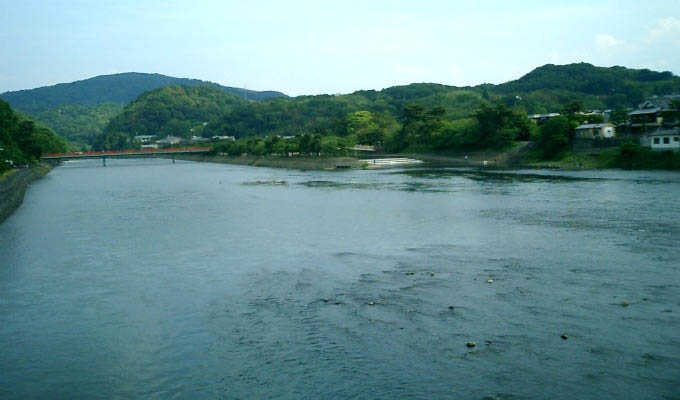 Kyoto, Uji River - Japan
