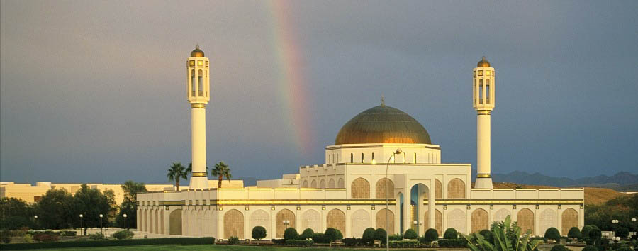 Oman - Muscat Great Mosque
