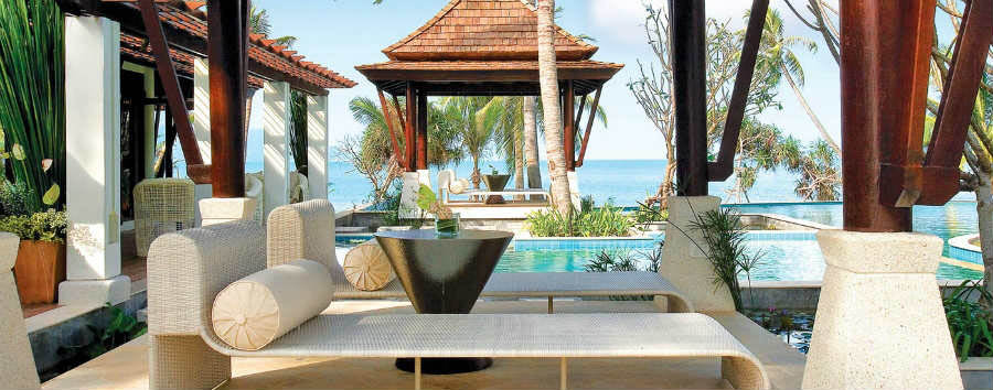 Melati+Beach+Resort+%26+Spa+-+Koh+Samui+-+Sea+View