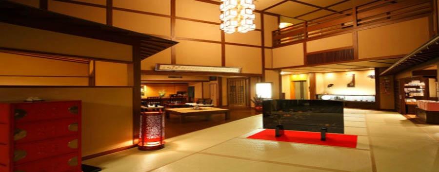 Ryokan Notonosho - Lobby