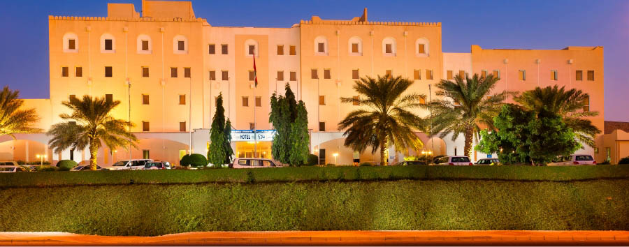 Sur Plaza Hotel - Exterior view