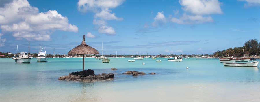 Paradiso Mauritius: Mare e Terra - Mauritius Grand Baie © Arisha Singh/Shutterstock