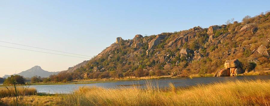 Western Zimbabwe Caleidoscopio - Zimbabwe Matobo National Park View