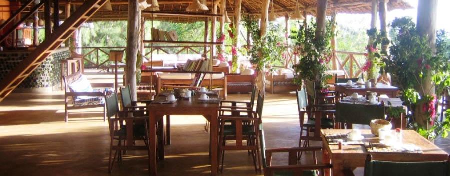 Kichanga Lodge - Restaurant