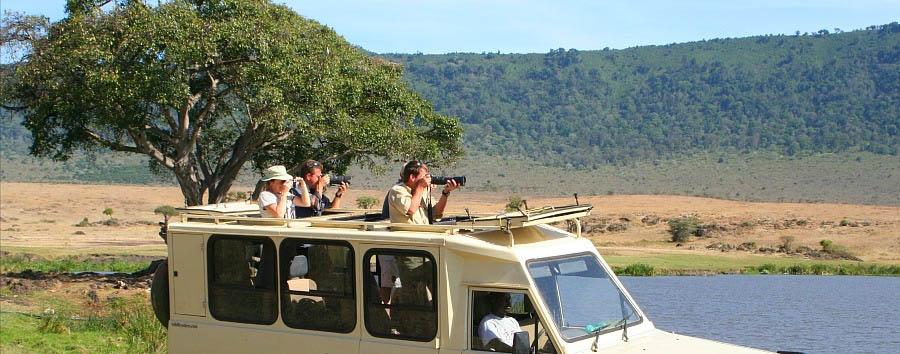 Tanzania Wildlife & Cultural Explorer - Tanzania Safari in Ngorongoro