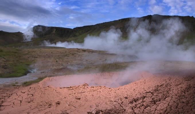 Hveragerdi, Hot Springs - Courtesy of Iceland Travel - Iceland