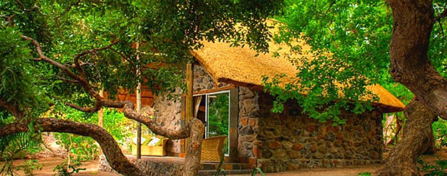 Botswana - Thamalakane River Lodge