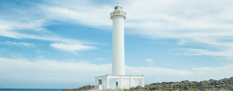 Mare a Okinawa: Main Island - Japan Lighthouse at Zanpa cape, Yomitan village © Shutterstock