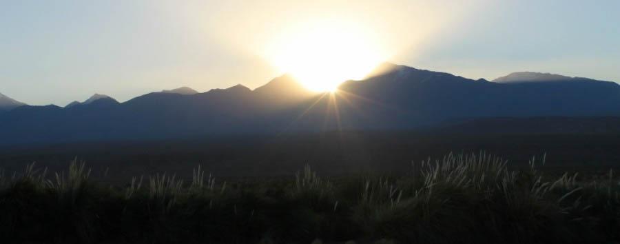Ruta 40, da Mendoza a Salta - Argentina Cordillera de Ansilta