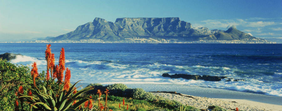 Sudafrica con golf a Leopard Creek - South Africa Cape Town, Table Mountain