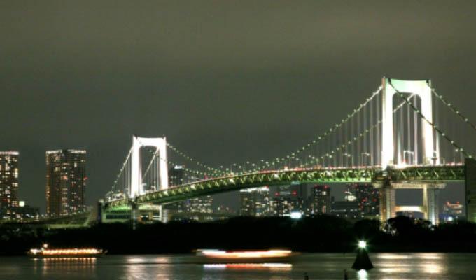 Yokohama Bay Bridge, Tokyo - Japan